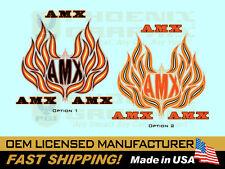 1979 1980 AMC American Motors Spirit AMX Hood Decals & Names Kit