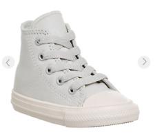 Boy/Girl Converse High Top Trainers - All Star Chuck Taylor 2 Grey BNIB Kids 5-2