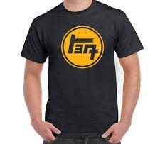TEQ Classic Old School JDM Emblem Toyota Yellow Logo Adult Mens Tee T-Shirt