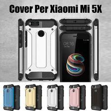 custodia cover case Per Xiaomi Mi5X per Xiaomi Mi 5X TPU + PC vari colori