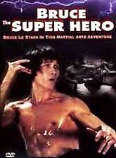 Bruce the Super Hero (DVD, 2001)