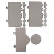 Tando Creative Greyboard Ring Binder Dividers