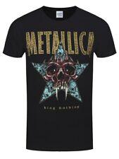 I Metallica King nulla Uomo Nero T-shirt