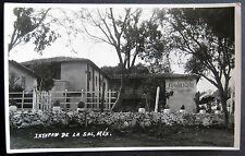 MEXICO~1940's IXTAPAN DE LA SAL ~ HOTEL LINDAVISTA ~ Real Photo PC ~ RPPC