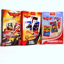 Disney Planes Aviones Y 2, jugar juegos de cartas. Pedro el Negro, Memo, dominó.