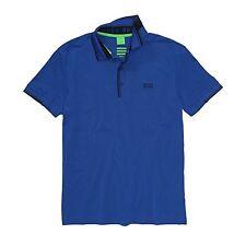 Hugo Boss Polo Shirt Polo Short Sleeve Royal Blue L XL New with tag Hugo  Green