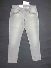 MAC Jeans Carrie Pipe 7/8 Rivet, grau  Gr. 38-28,44-28 UVP 89,95 €