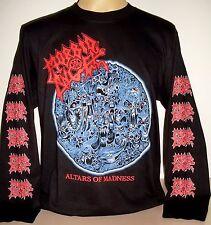 Morbid Angel Altars Of Madness long sleeve T-Shirt Size 3XL Death Metal Band New
