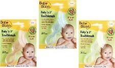 Baby Buddy Infant Baby's 1st Angel Soft Gum & Tooth Brush - Bpa Free!