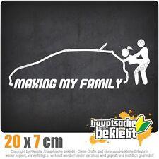 Making my Family csf0196 20 x 7 cm JDM Sticker Decal