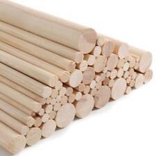 Redwood Pine Dowels - 2.4m length, various diameters