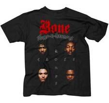 Bone Thugs N Harmony Cross Roads Photo Hip Hop Rapper Music Mens Tee Shirt BTH11