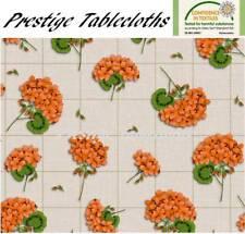 I fiori foglie PVC Vinile Pulibile Con Panno Tovaglia-Tutte le Taglie-codice: C79-1