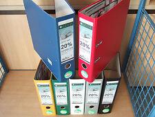 Leitz Ordner 1010 Aktenordner Briefordner Folieneinband A4 80mm ab 1 Stück