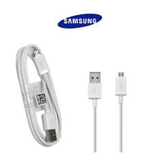 Cavo Dati Micro USB Originale Samsung ECB-DU4EWE Cavetto Dati Ricarica 1.5m
