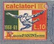 FIGURINE PANINI 1968 - 1969 - da recupero di album - NAPOLI