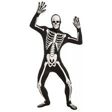 Skeleton Costume Adult Halloween Fancy Dress