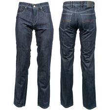 RICHA HAMMER BLU SCURO ARAMID Jeans moto CE ARMATURA NORM / Jeans Corti
