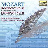 Mozart: Symphonies Nos. 40 & 41 (CD, May-2003, Telarc Distribution) * New/Sealed