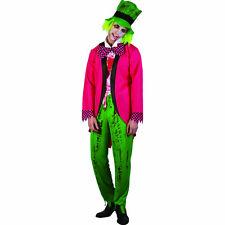 Jilted Jester Men's Halloween Fancy Dress Costume