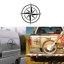 WIND ROSE sticker vinyl cut. Pegatina Estrella de los Vientos. Rose des Vents