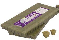 "GroDan 1.5"" A-OK 36/40 6/15 Starter Cubes Rockwool Plugs SAVE $$ W/ BAY HYDRO $$"
