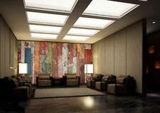3D Splicing Wood Boards Wall Paper Wall Print Decal Wall Deco Wall Indoor Murals