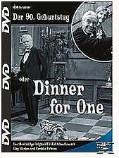Freddie Frinton - Dinner For One (der 90. Geburtstag von Miss Sophie) (OVP)