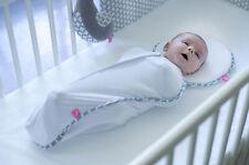Ganzkörper Pucktuch Pucksack Strampelsack von Motherhood Zipp & Swaddle