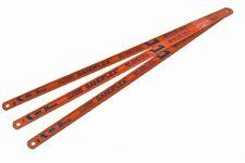 """Bahco Sandflex Hacksaw Blades 18 24 32 TPI 12"""" 300mm Shatter Proof Bi - Metal"""