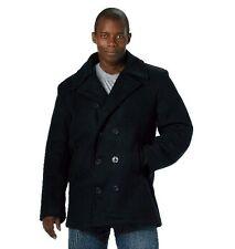 Wool Pea Coat Navy Blue U.S. Navy Style  7270 Rothco