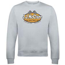 Reality Glitch JJ McClure Racing Cannonball Mens Sweatshirt