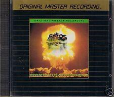 Jefferson Airplane Crown of Creation MFSL Gold CD U I Japan Erstpressung