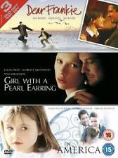Dear Frankie / In America / Girl With A Pearl Earring (DVD, 2005, 3-Disc Set)