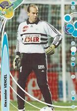 1999-2000 DS France Foot 2000 Base Card RC Stasbourg Alsace (223-234) Variations