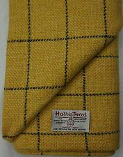 Harris Tweed Fabric & labels 100% wool Craft Material - various Sizes ref mar705
