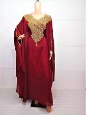 FARASHA DUBAI KAFTANS ABAYA DRESS VERY FANCY LONG STYLISH CAFTANS DRESS A843340