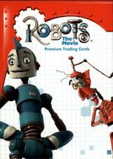 2005 Robots Non Sport - Choose Your Cards