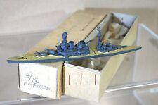 TREMO TM HMS REPULSE 1:1200 WWI WWII BATTLECRUISER MODEL SHIP MIB RARE 2 mr