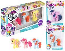 Hasbro Pony 3D Puzzle borrador My Little Mini Figura Chica Stocking Relleno Juguete Regalo