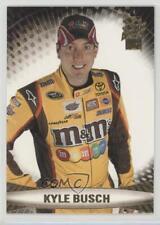 2009 Press Pass VIP #7 Kyle Busch M&M's | Joe Gibbs Racing Toyota Card