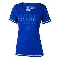 NRL Canterbury Bulldogs Supporter T-Shirt - LADIES  Sizes 8 - 20  **SALE PRICE**
