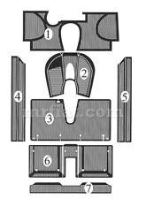Lancia Fulvia Sport Zagato 2nd Series Rubber Mat #1 New