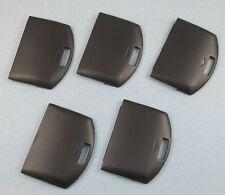 USA SELLER New PSP-1001 PSP-1000 PSP Fat Phat Battery Cover Door Lot of 5 PCS