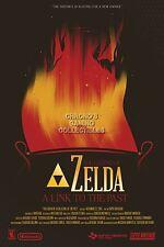 RGC Huge Poster - Legend of Zelda A Link to the Past Super Nintendo SNES -ZEL044