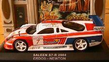 RARE SALEEN S7-R 2004 ERDOS-NEWTON 1/43 IXO RACING CAR ALTAYA MANS 24 HEURES
