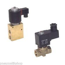 3/2-Wege Vakuumventil - direktgesteuert ohne Fremdluft, 4-130 m³/h Ventil Vakuum