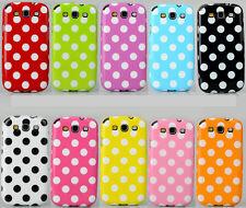 Samsung Galaxy S3 Polka Dot Case / Cover  - Choice of Colours