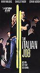 The Italian Job (VHS, 2003, Full Frame)