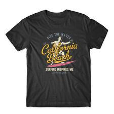 surfing_set_2 T-Shirt 100% Cotton Premium Tee New